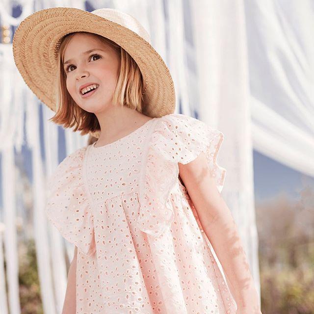 vestidos-broderie-niña-Pioppa-verano-2020