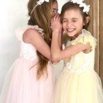 Vestidos de niñas para fiestas y Comunión -Gro web verano 2020
