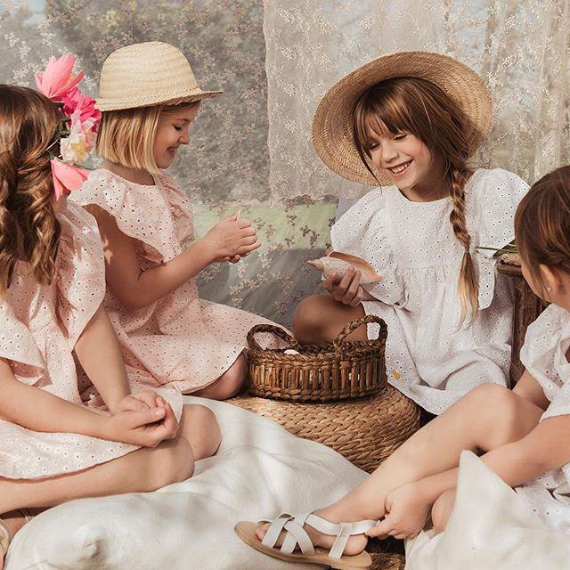 vestidos-para-niñas-Pioppa-verano-2020