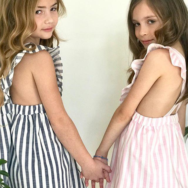 vestidos-para-niñas-a-rayas-Gro-web-verano-2020