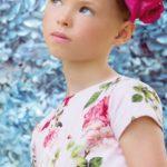 Vestidos para niñas - Little Akiabara verano 2020