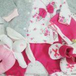 Lecollage - Ajuares para bebes verano 2020