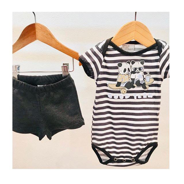 body-a-rayas-mas-short-para-bebes-Broer-primavera-verano-2020
