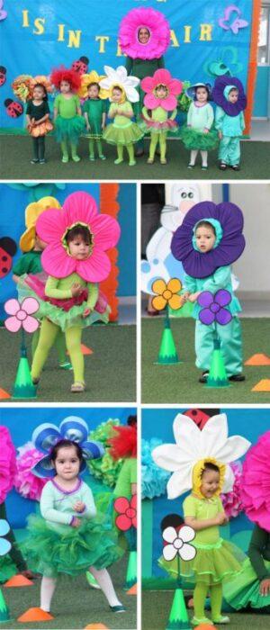 disfraces-de-flor-para-niños
