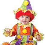 Disfraz de payaso para niños y niñas