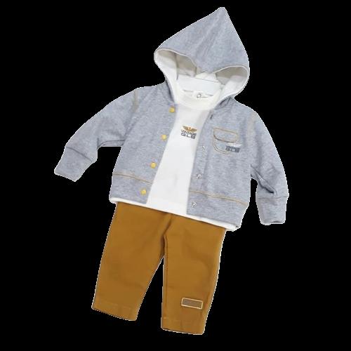 pantalon y campera algodon rustico bebes globito verano 2020-removebg-preview