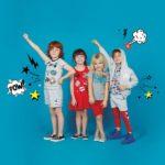 Grisino ropa divertida para niños verano 2020