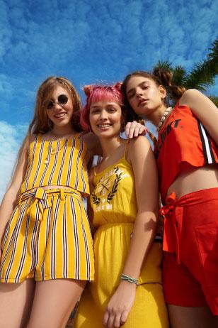 short-y-pantalones-palazzos-teenager-queen-juana-verano-2020