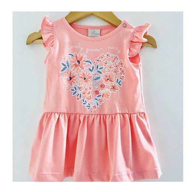 vestido-beba-algodon-Broer-primavera-verano-2020