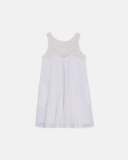 vestido-blanco-niña-Wanama-Boys Girls-verano-2020