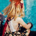 Waw - Vestidos de fiesta floreados para niñas verano 2020