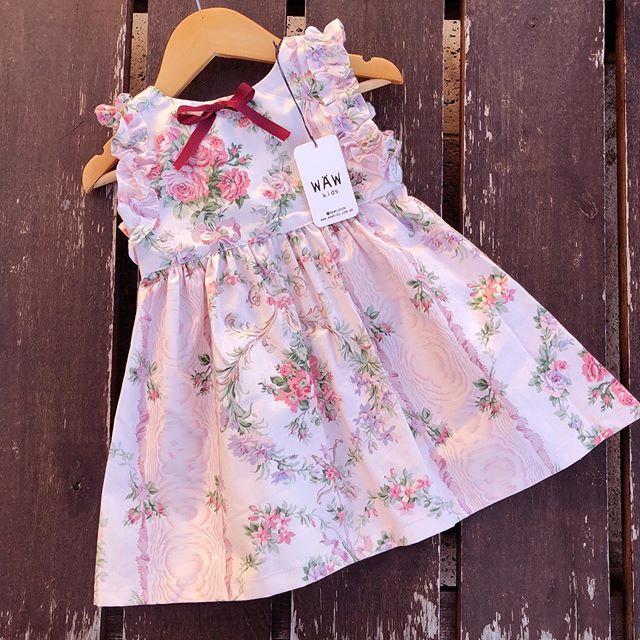 vestido-flores-fiesta-beba-niña-waw-verano-2020