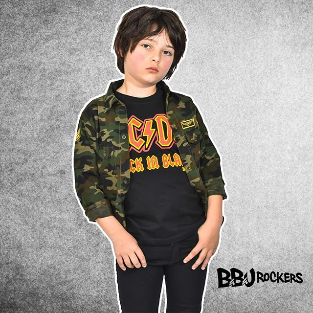 campera-camuflada-para-niños-bbu-rockers-verano-2020