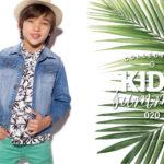 Catalogo de moda para chicos verano 2020 - B WAY