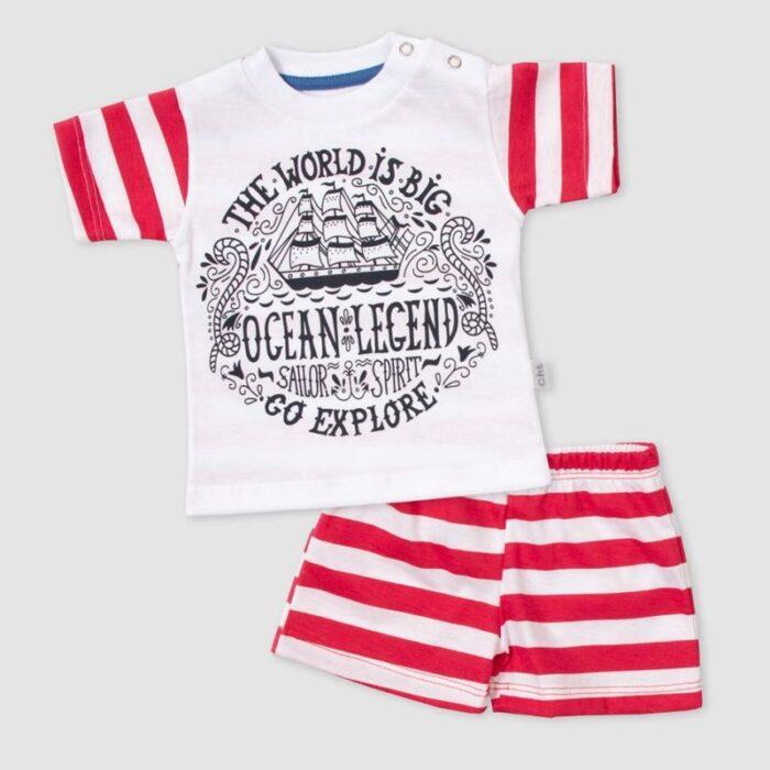 conjunto-de-short-a-rayas-y-remera-bebe-Baby-Cheito-verano-2020