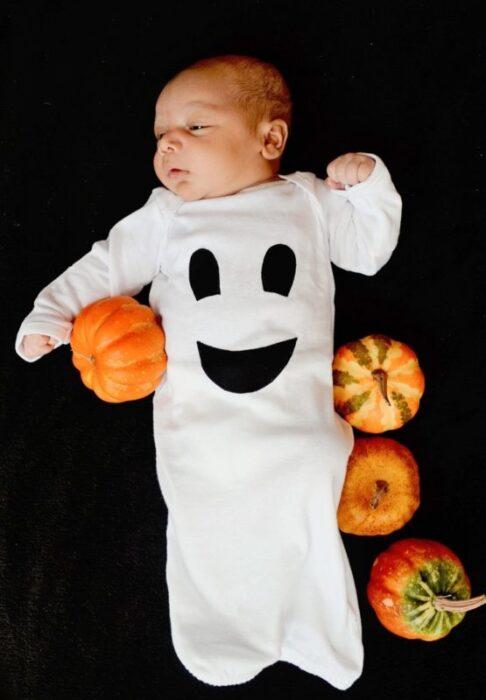13 Disfraces Caseros Y Fáciles De Halloween Para Bebes Minilook