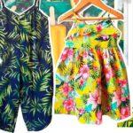 Soleros y monos cortos para niñas – Babu verano 2020