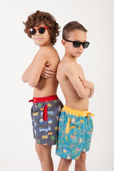 short-de-baño-para-niños-A-Croquer-verano-2020