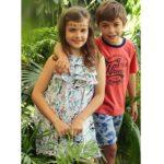 Ropa para bebes y niños Anchus verano 2020