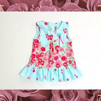 vestido-algodon-estampados-para-bebes-solcito-verano-2020