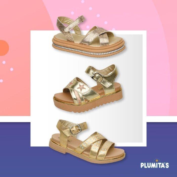 sandalias-doradas-para-niñas-plumitas-verano-2020