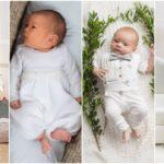 Ropa de bebe para bautismo o fiesta