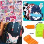 Accesorios y mochilas escolares 2020