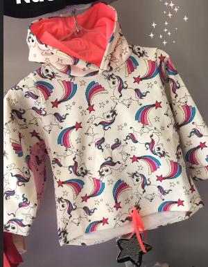 buzo unicornio niña urbanito invierno 2020