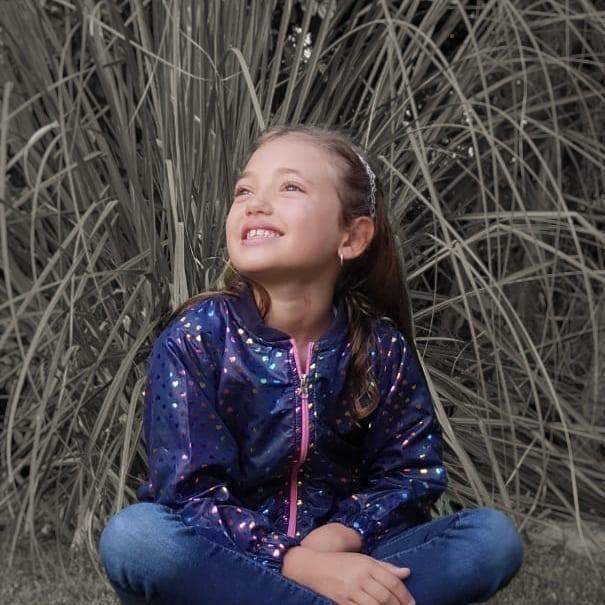 campera impermeable niña agua calma invierno 2020
