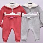 Joggins de algodon para bebes - Zuweni otoño invierno 2020