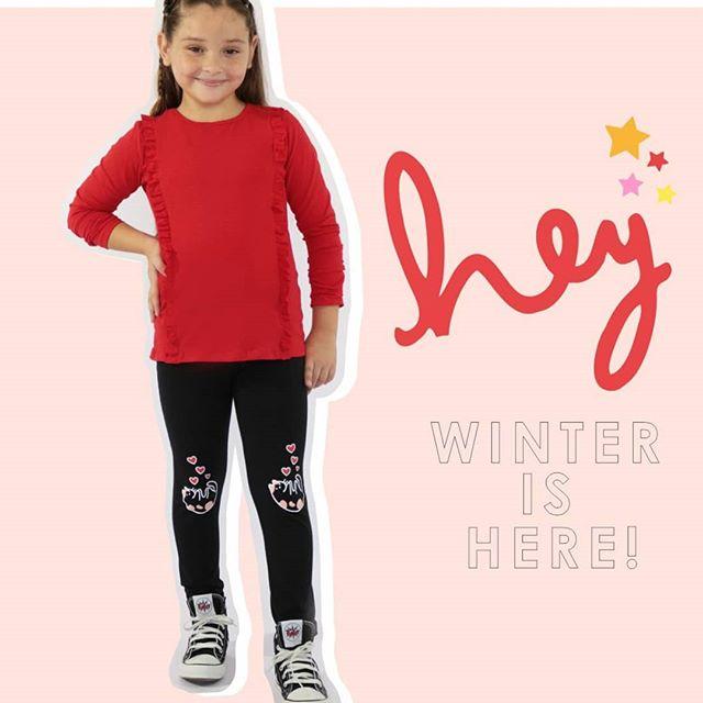 rainbow nenas calzas con impresiones invierno 2020