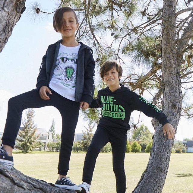 babucha algodon niños joggers Gimos otoño invierno 2020
