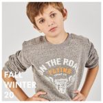 J&G kids - buzos y camperas de algodon  para niños invierno 2020