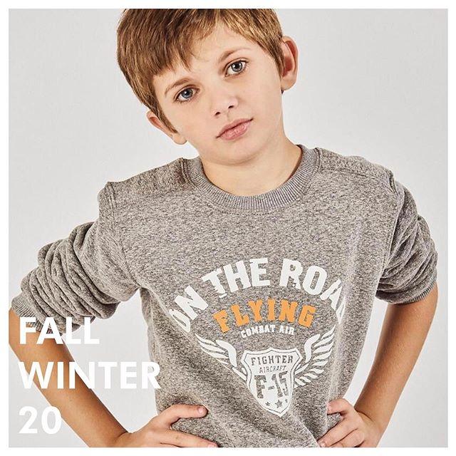 buzos de algodon para nenes JG kids invierno 2020