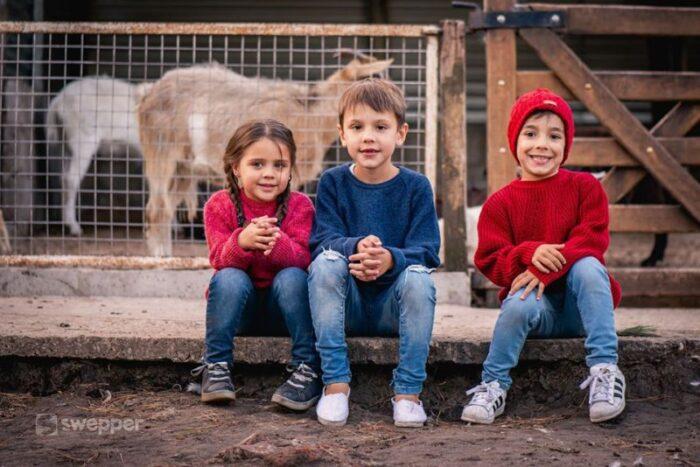 buzos de lana tejidos niños swepper otoño invierno 2020