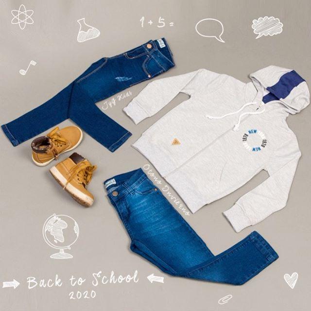 campera algodon niño JG kids invierno 2020