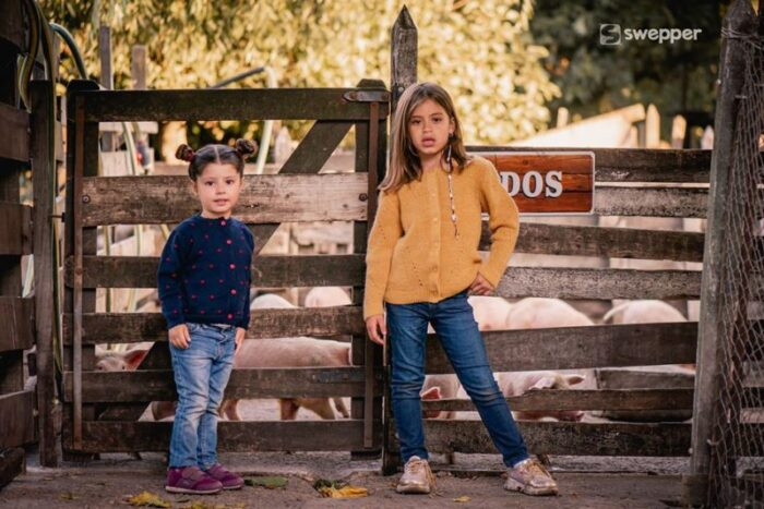 cardigan tejidos niñas swepper otoño invierno 2020