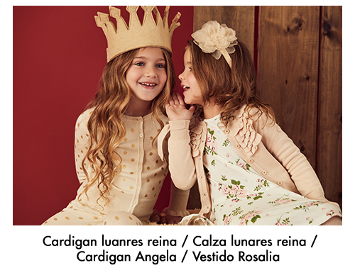 cardigas para nenas Paula Cahen D Anvers Niños invierno 2020