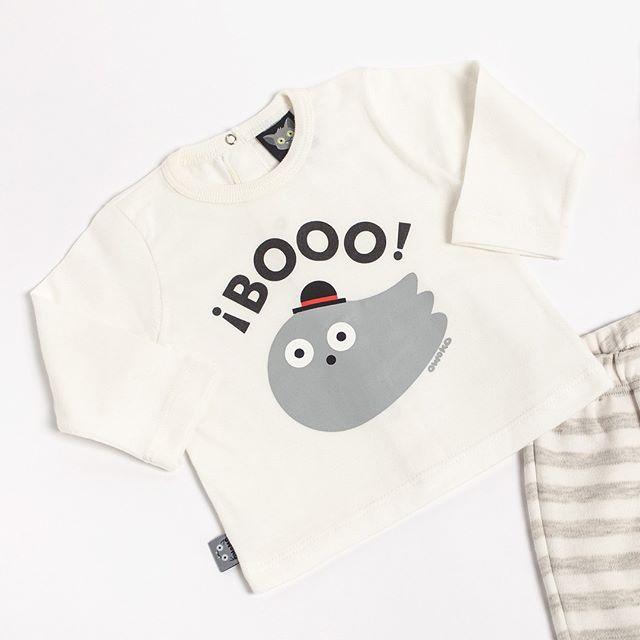 conjunto ranita y remera mangas largas para bebe algodon owoko invierno 2020
