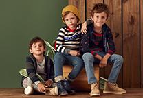 jeans para nenes Paula Cahen D Anvers Niños invierno 2020