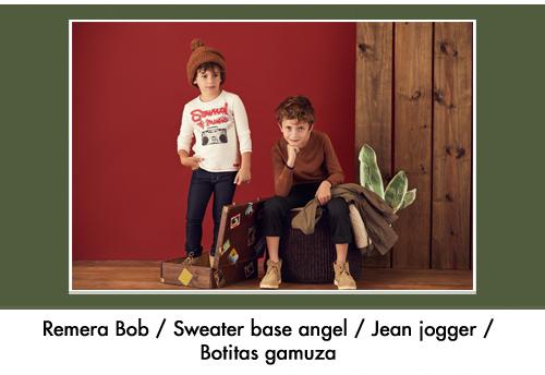 jeans y jogger niños Paula Cahen D Anvers Niños invierno 2020