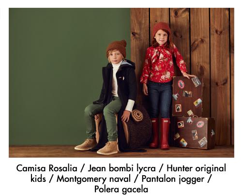 montgomery para niños Paula Cahen D Anvers Niños invierno 2020