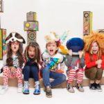 Ropa divertida para niños - Grisino invierno 2020
