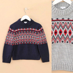 sweater bebe Nadi tejidos invierno 2020