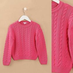 sweater para beba Nadi tejidos invierno 2020