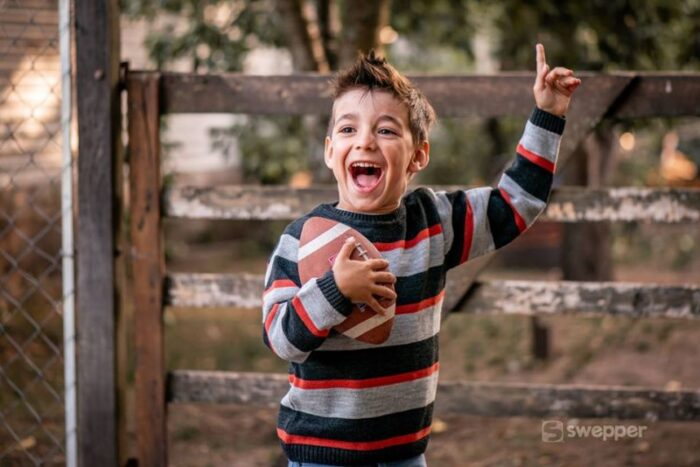 tejidos para niños swepper otoño invierno 2020