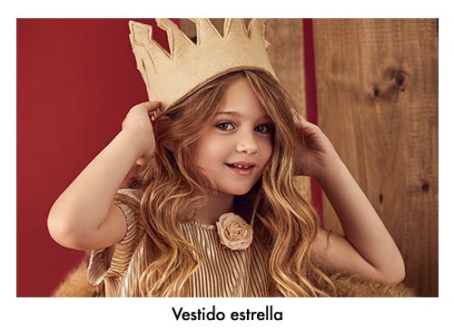 vestido plisado niña Paula Cahen D Anvers Niños invierno 2020
