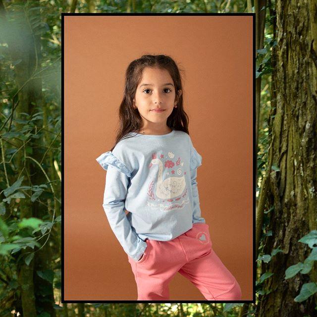 Buza algodon niñaADV advnace otoño invierno 2020