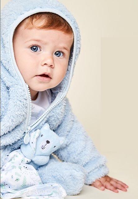 abrigos livianos y abrigados ara bebes Broer invierno 2020