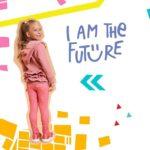 buzo algodon con volados para niñas atomik 2020